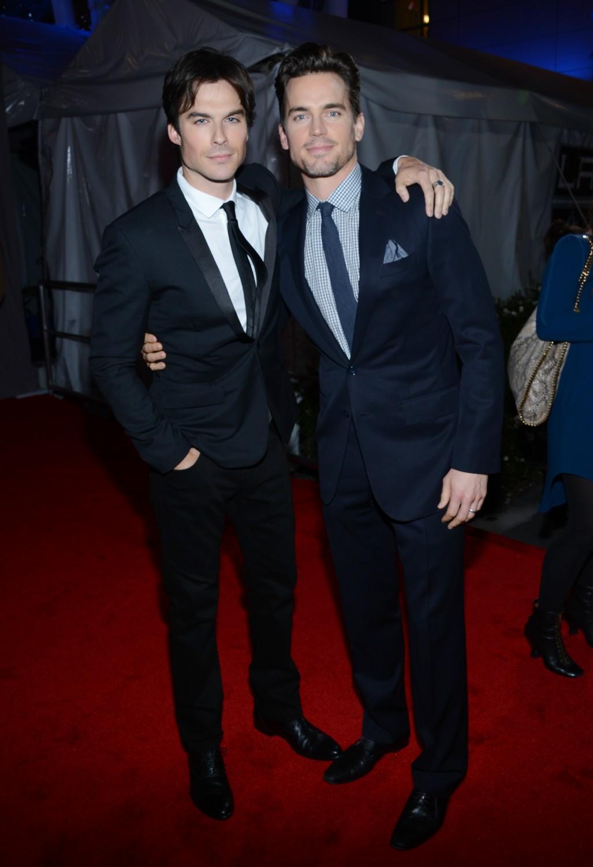 Matt Bomer, Ian Somerhalder
