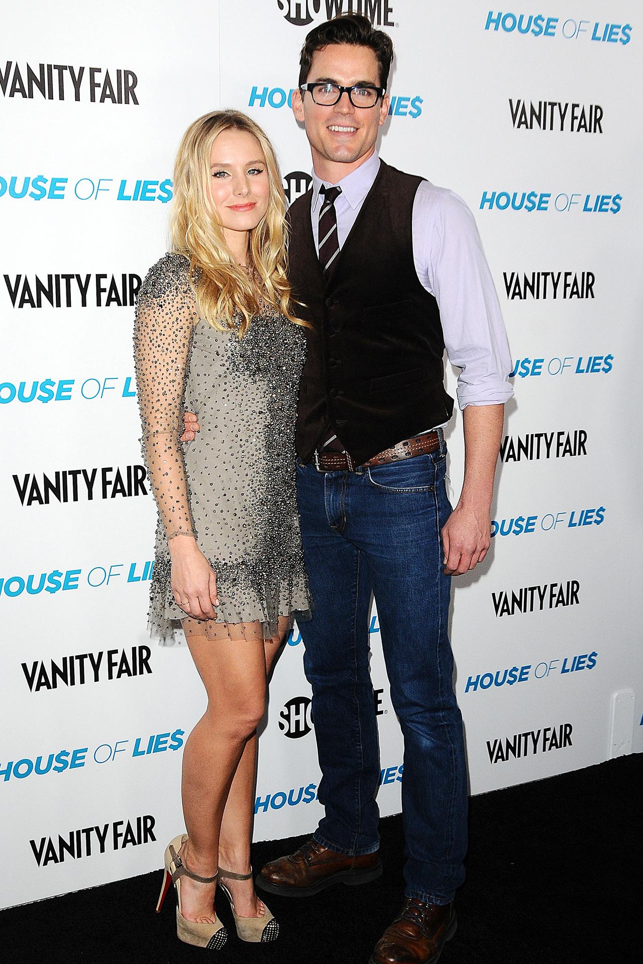 Matt Bomer, Kristen Bell