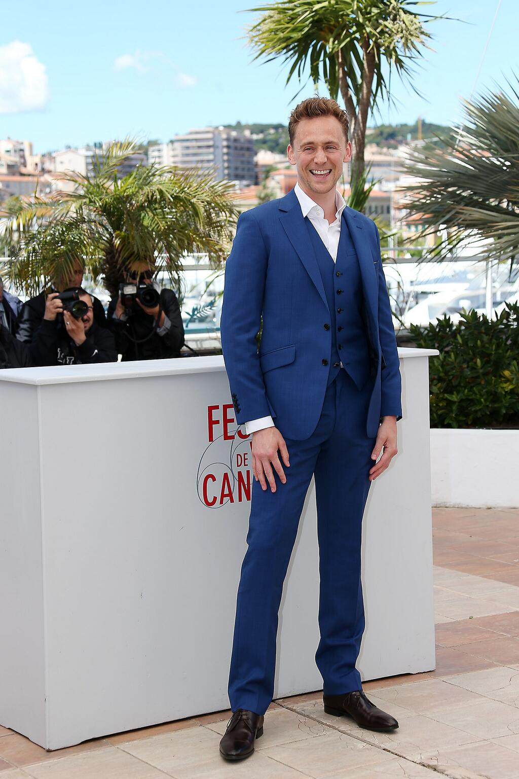 Tom Hiddleston, Cannes