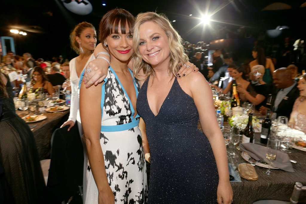 Amy Poehler, Rashida Jones, SAG Awards