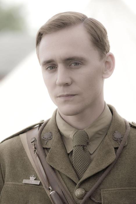 Tom Hiddleston, War Horse, Capt. Nicholls