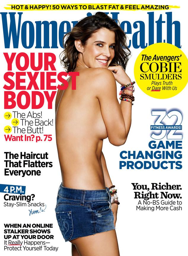Cobie Smulders, Womens Health