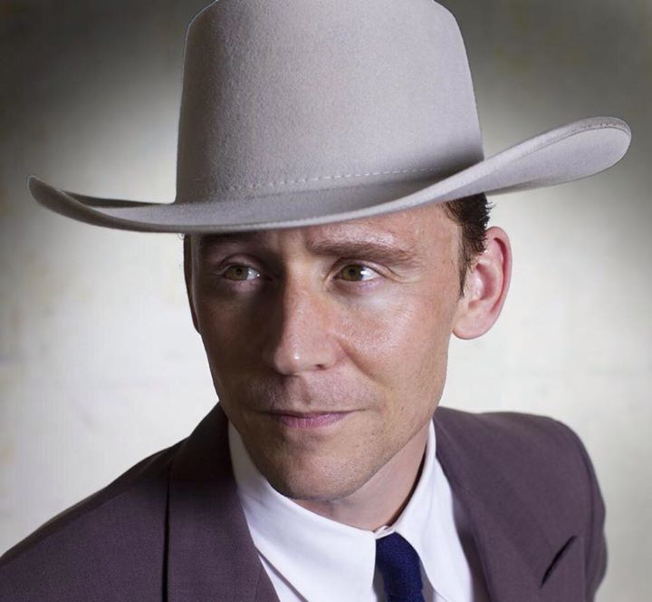 Tom Hiddleston, I Saw the Light, Hank Williams