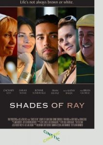 Zachary Levi, Sarah Shahi, Shades of Ray