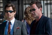 Neal Caffrey, Matt Bomer, Peter Burke, Tim DeKay, White Collar