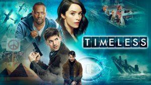 Lucy, Abigail Spencer, Matt Lanter, Wyatt, Timeless, Rufus
