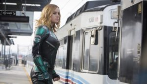 Brie Larson, Carol Danvers, Captain Marvel