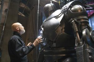 Jeff Bridges, Obadiah Stane, Iron Man