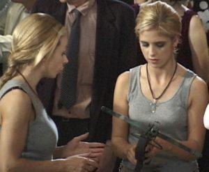 Sarah Michelle Gellar, Buffy Summers, Buffy the Vampire Slayer, Sophia Crawford