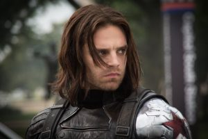 Sebastian Stan, Bucky Barnes, Captain America the Winter Soldier
