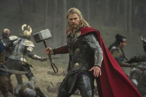 Chris Hemsworth, Thor the Dark World