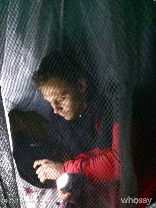 Tom Hiddleston, UNICEF
