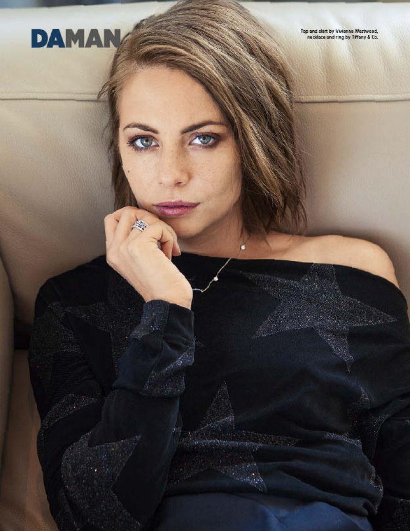 Willa Holland, Da Man