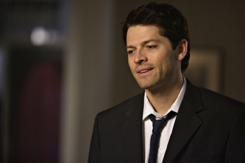 Misha Collins, Castiel, Supernatural