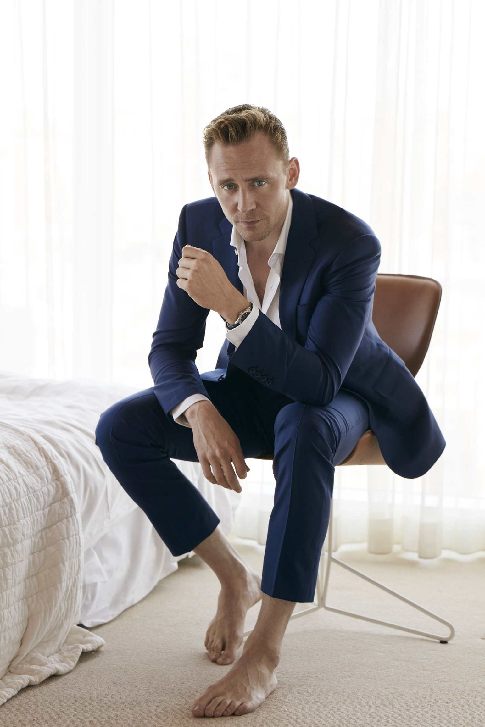 Tom Hiddleston, W